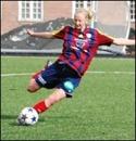 Sandra Sandberg gjorde två av målen när SFK 5-0-vann.