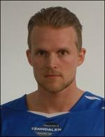 Daniel Westlund satte Hofors segermål mot Timrå i slutminuten.