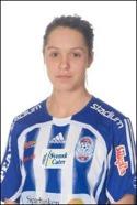 Felicia Karlsson, Eskilstuna United är i topp av skytteligan.