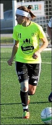 Laura Cristine Damosa Rosa. Foto: assifotboll.se
