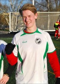Essviks Daniel Johansson har tagit över skytteligan i Medelpadsfyran tillsammans med Svartviks Admir Adra.