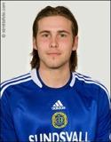 Daniel Sliper öppnade GIF:s mål-skytte mot Ljungs-kile.