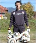 Tre matchers av-stängning för KA-målvakten Istrati.