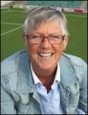 Lena Wallgren, ord-förande i MFF.