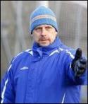 """""""Strappa"""" tränar """"nytt"""" IFK."""