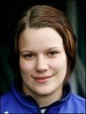 Madeleine Lidin, spe-lande tränare i HK.