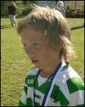 Olle Kankainen - en av fyra nya i IFK Timrå så här långt.