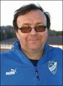 Hedersmedlem Börje Svelander.