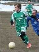 Daniel Näslund har varit med sedan div. V-tiden i Ånge IF.