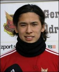 Jonathan Lundbäck fortsätter att göra mål för sitt IFK Östersund. Redan uppe i fem baljor så här långt i år.
