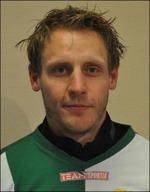 Robert Johansson - 38 år och vet fortfarande vart målet är beläget.