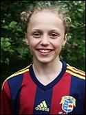 Olivia Wänglund gjorde två av Se-långers tre mål.