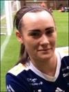 Två mål i serie-finalen för Cas-sandra Åström.