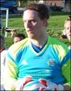 Erik Hedenström visade upp ett stabilt luftspel.