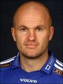 Jonas Wallerstedts mål var nära att räcka till tre poäng.