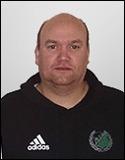 Jens Östlund, ny huvudtränare i ÖIF. Foto: Östavalls IF.