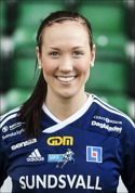 Ida Markström kvitterade Assis ledning vilket gav SDFF en pinne i topp-mötet.
