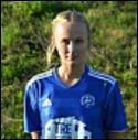 Anna Lundqvist kvitterade i slutet när Heffnersklubban stal poäng av serieledar-na Mohed.