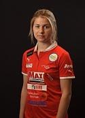 Malin Jonssons två mål mot Brynäs förde upp henne till ensam ledning i skytteligan.