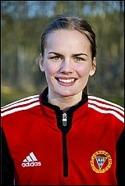 Emelie Lindblad gjor-de Alnös segermål mot Frösön.