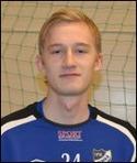 Linus Ljuslinder var Timrås siste målskytt i 5-4-segern hemma mot Frånö.