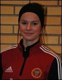 Michaela Andersson har återvänt från Alnö och nickade in Heffnersklubbans segermål mot Brynäs.
