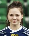 Philippa Johans-son inledde mål-skyttet för SDFF.