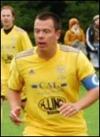 Patrik Mattsson gjorde två mål men hamnade trots det på den förlorande sidan.