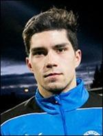 Karim Rebai, Forssa BK, krigar i toppen av skytte-ligan. Foto: Forssa BK:s hemsida.