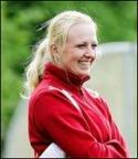 Petra Blückert var bäst på planen när Sund vände 0-2 till en 3-2-seger.