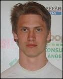 Oskar Nordlund fick ett mål bortdömt.