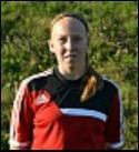 Frida Forslund i HK-målet var magisk när laget vann derbyt mot Selånger 2.