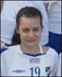 Märta Zaboli gjorde två mål i derbyt.