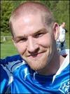 Niklas Wikholm nickade till tre gånger.