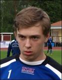 Simon Möller vaktar Stödes mål 2015.