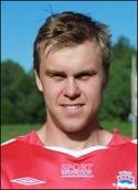 Jonas Södermark prickade in två mål för Stöde i toppmat-chen mot Lucksta.