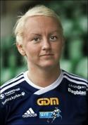 Jonna Wistrand var planens gigant när Selånger 4-0-vann mot Alvik.