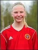 Ellen Löfqvist - nästa alnötjej att tag steget över till SDFF.