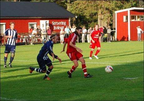 Alnö spelade fin fotboll mot Kovland i det vackra vädret. 1-0 kom i den 37:e minuten sedan Anton Andersson-Widén frispelat...