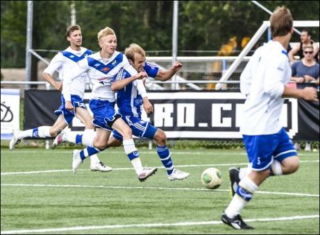 IFK Timrå kryssade i sista vårmatchen borta mot Avesta AIK. 1-1 slutade matchen. Foto: Niklas Hagman.