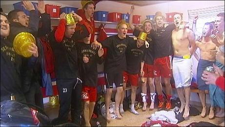 Stöde IF tog sin andra raka serieseger när man tog hem Medelpadsfyran. 2011 vann man femman och 2013 gör man sin första historiska säsong i div. III.