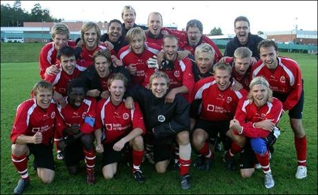 Ersboda SK från Umeå var helt överlägsna i div. III Mellersta Norrland 2005.