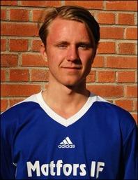 Två mål och bra spel av Matfors Jesper Nilsson-Böös ute på sin högerkant.