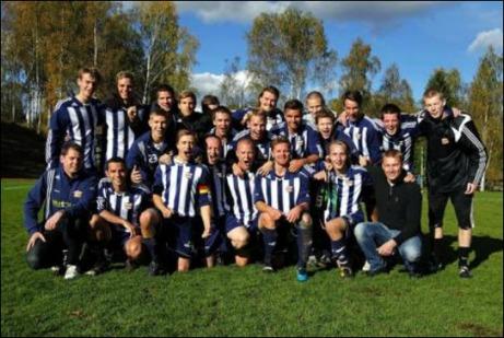 Kovlands IF vann femman 2010. Någon nyare lagbild har vi inte lyckats skaka fram ännu...