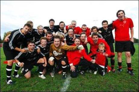 Svartviks IF vann femman 2009 men sedan dess har det inte tagits någon lagbild...