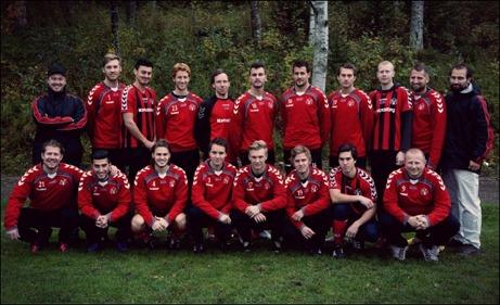 Söders BK gick upp i fyran med det här laget och man kör med i stort sett samma manskap även i år. Foto: Söders BK:s hemsida.