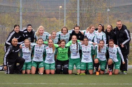 Assi IF tog hem division 1 Norrland även 2014. Dessvärre stupade man åter i kvalet till Elitettan. Denna gång blev Östersunds DFF för svåra.