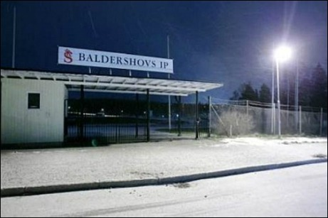 Det är ännu vinter men snart kommer IFK Sundsvall att kunna bjuda sina supportrar på div. III-, IV- och V-fotboll på Balders.