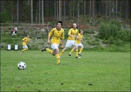 Mattias Österholms och hans Ånge IF 2 var överlägsna i fjolårets Medelpadssexa och spelar i år i femman. Foto: Björn Sjödin.