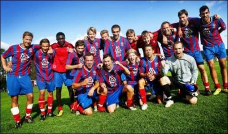 Selånger FK är enda Medelpadslaget som vunnit div. III Södra Norrland sedan sekel-skiftet. Det gjorde man 2011 och i år spelar man för första gången i div. I. Raskt marscherat! Foto: Johan Engman.